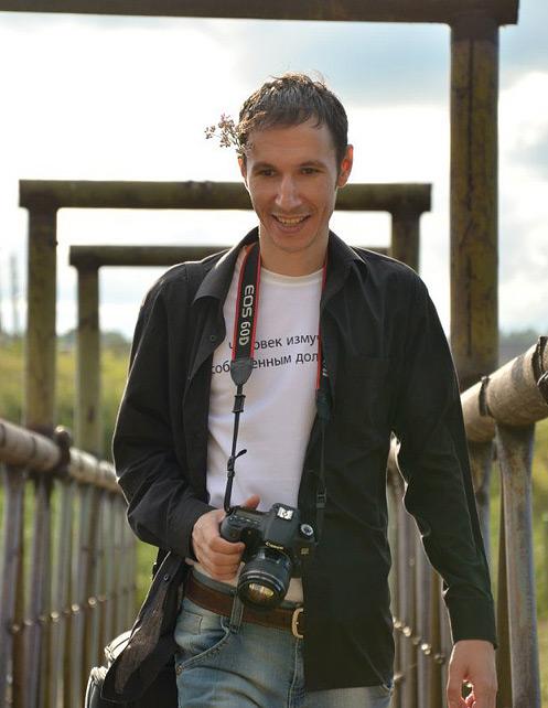 фотограф Евгений Булатов