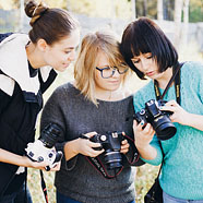 Практика в фотошколе Вендиго