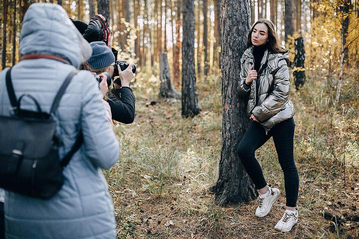 практика в фотошколе